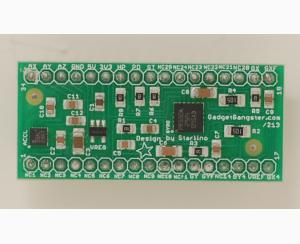 Picture of Accelerometer & Gyro Tutorial