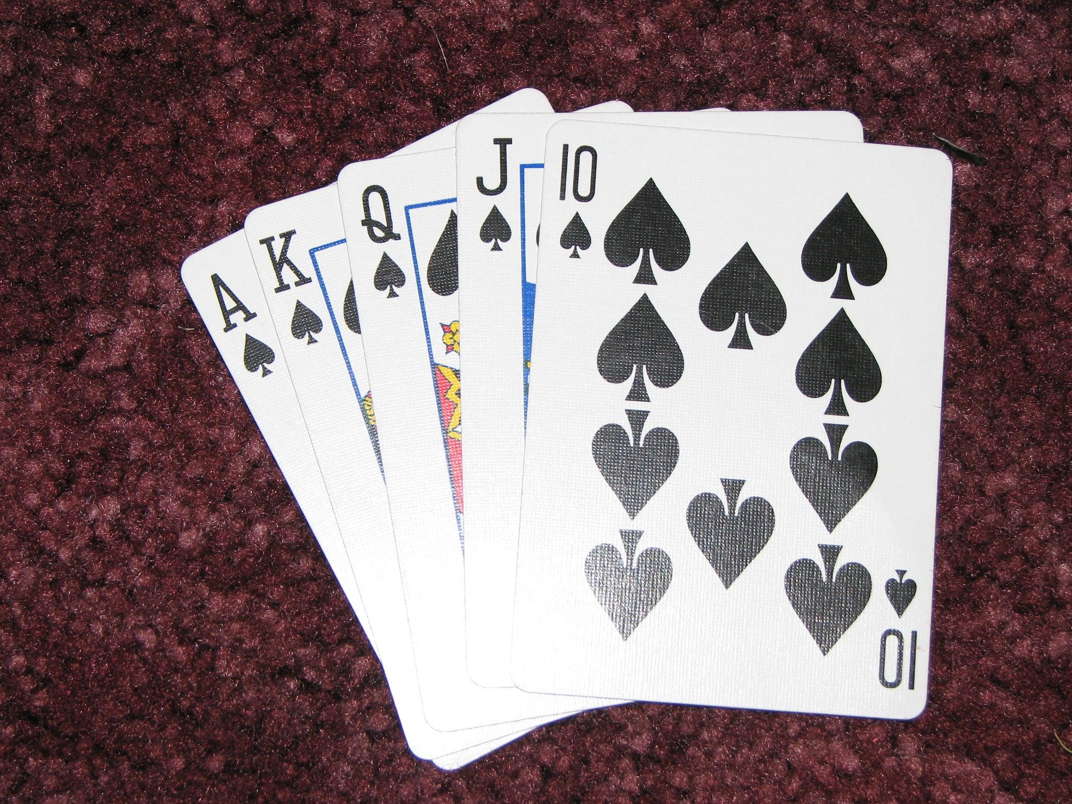 Spiel Poker