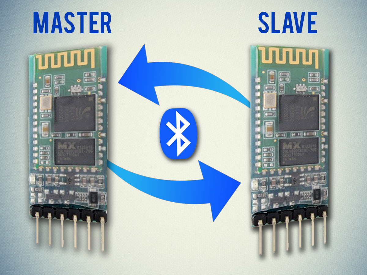 Picture of Configure HC-05 Bluetooth As Master and Slave