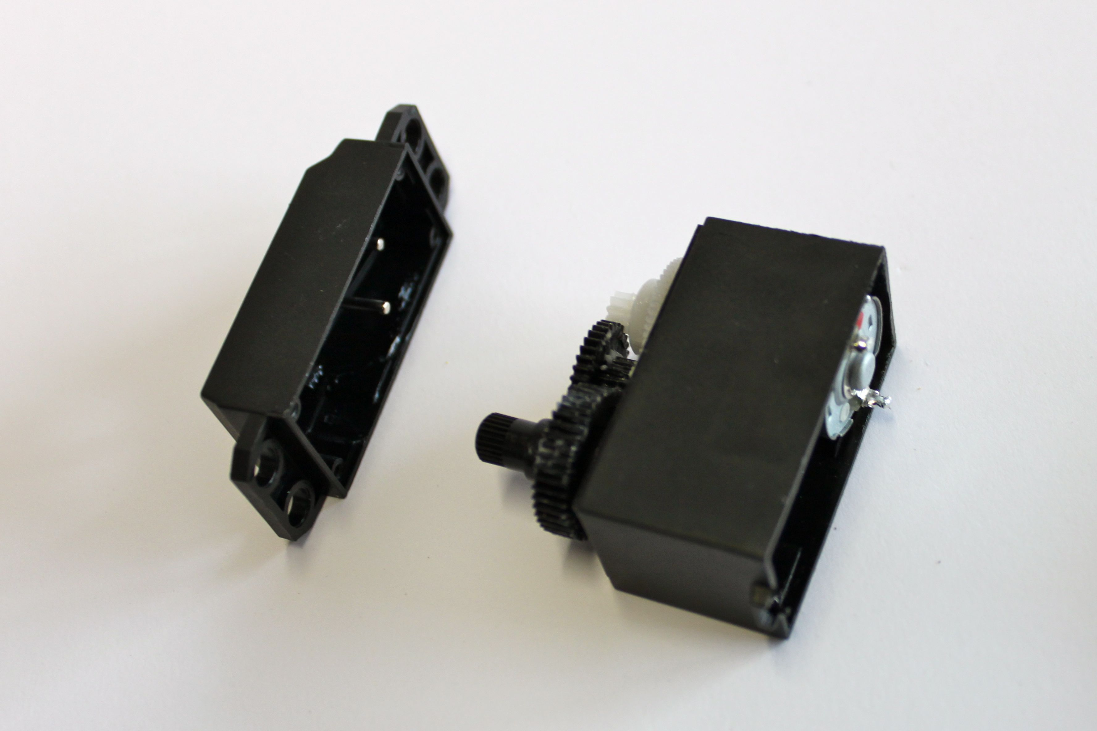 Picture of Reconnecting the Motors