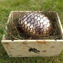 Copper Dragon Egg