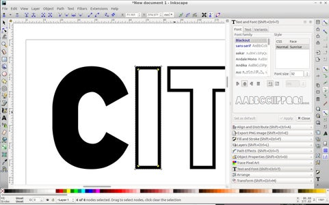 Design Art and Lettering