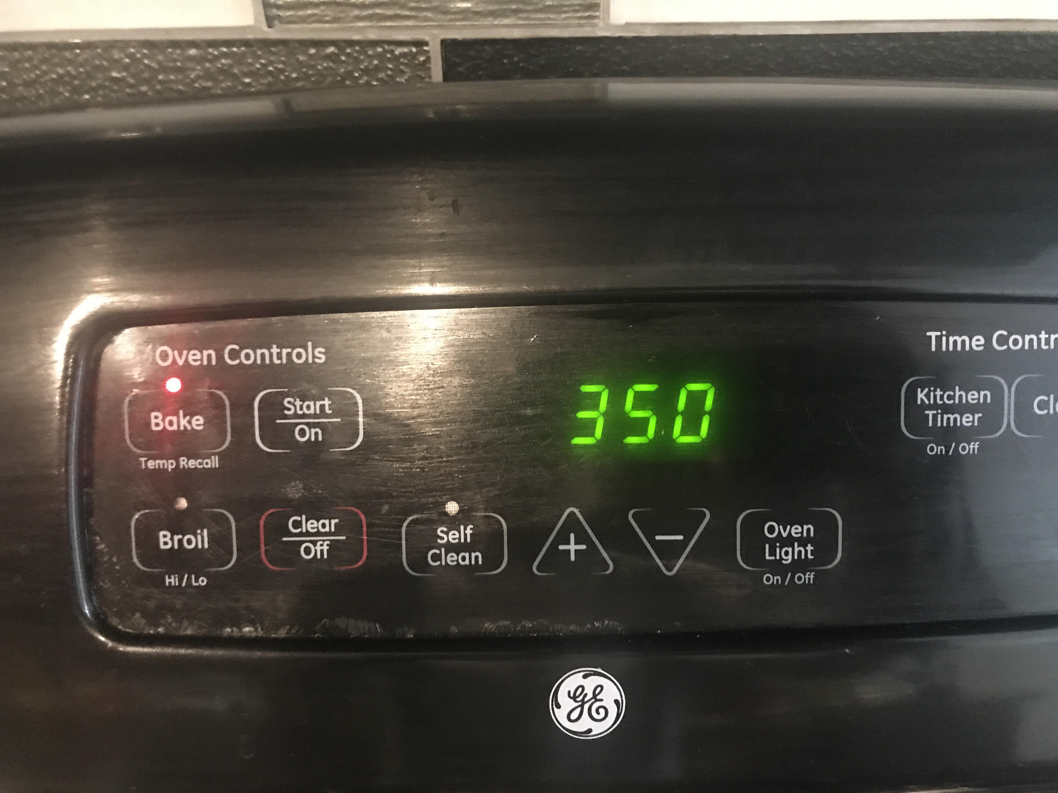 Picture of Pre Heat Oven