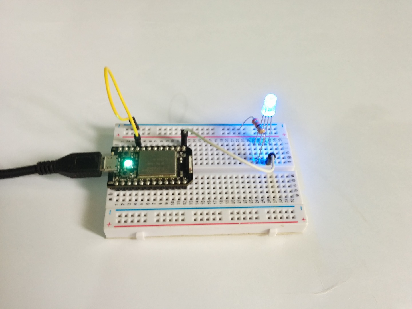 Picture of Getting Started With IoT Using the Particle Core