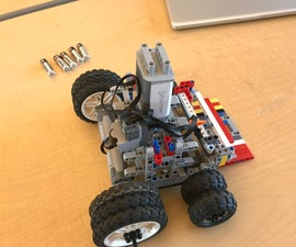 """Ray and Jeffery's Robot """"The Rocket"""""""