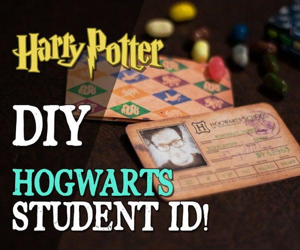 Hogwarts Student ID