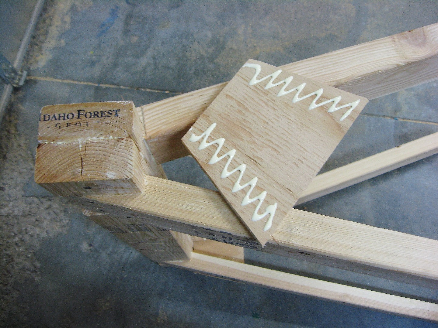 Picture of Fasten Support Pieces