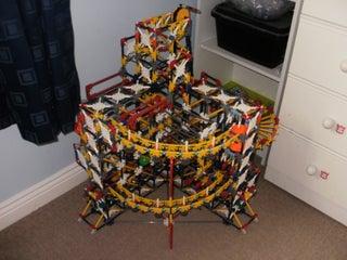 Knex Ball Machine - Project Petite.
