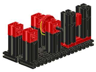 Picture of Continue Drive Train Assembly