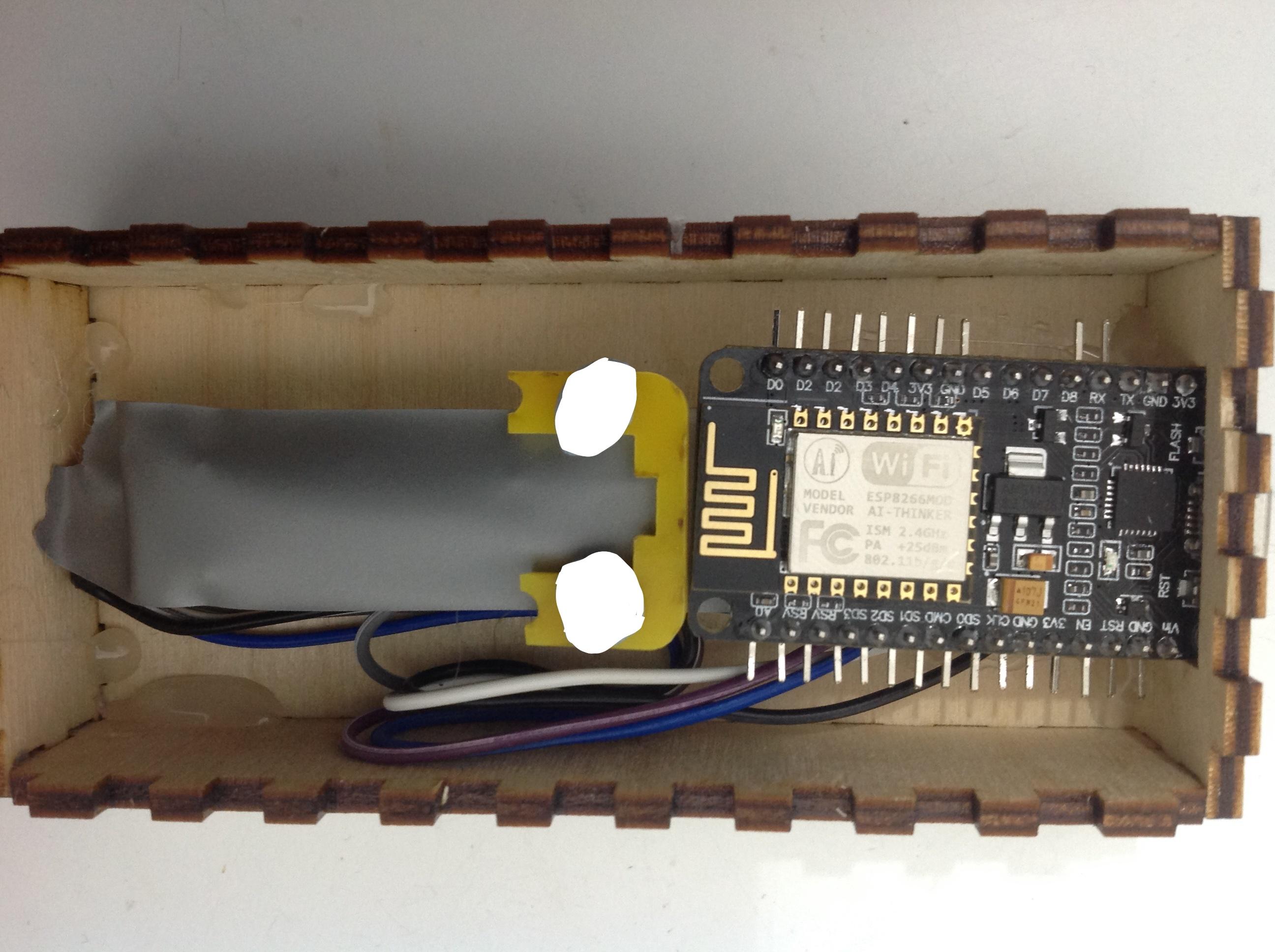 Picture of ESP-8266 Reinforcement