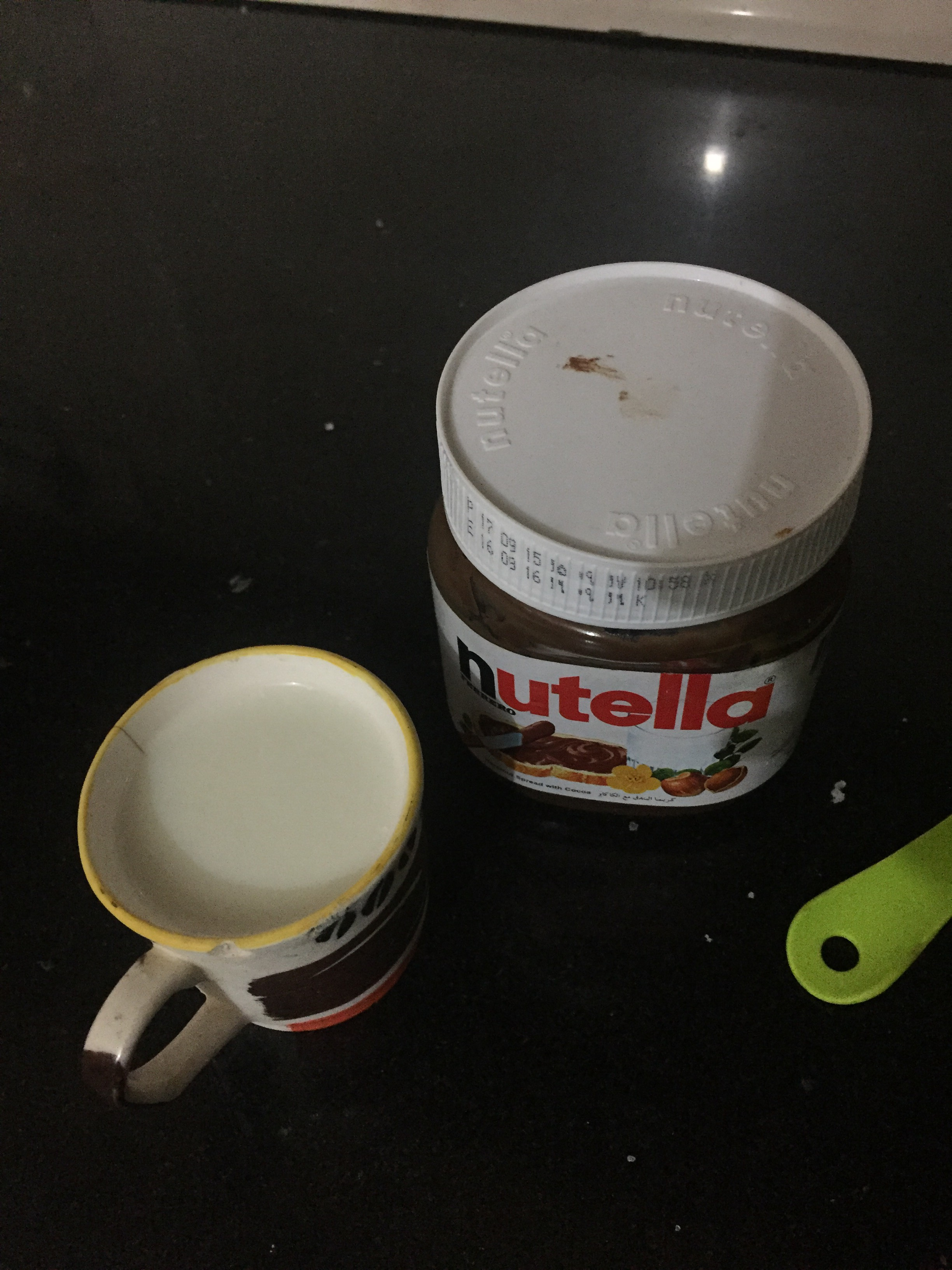 Picture of Nutella Sauce