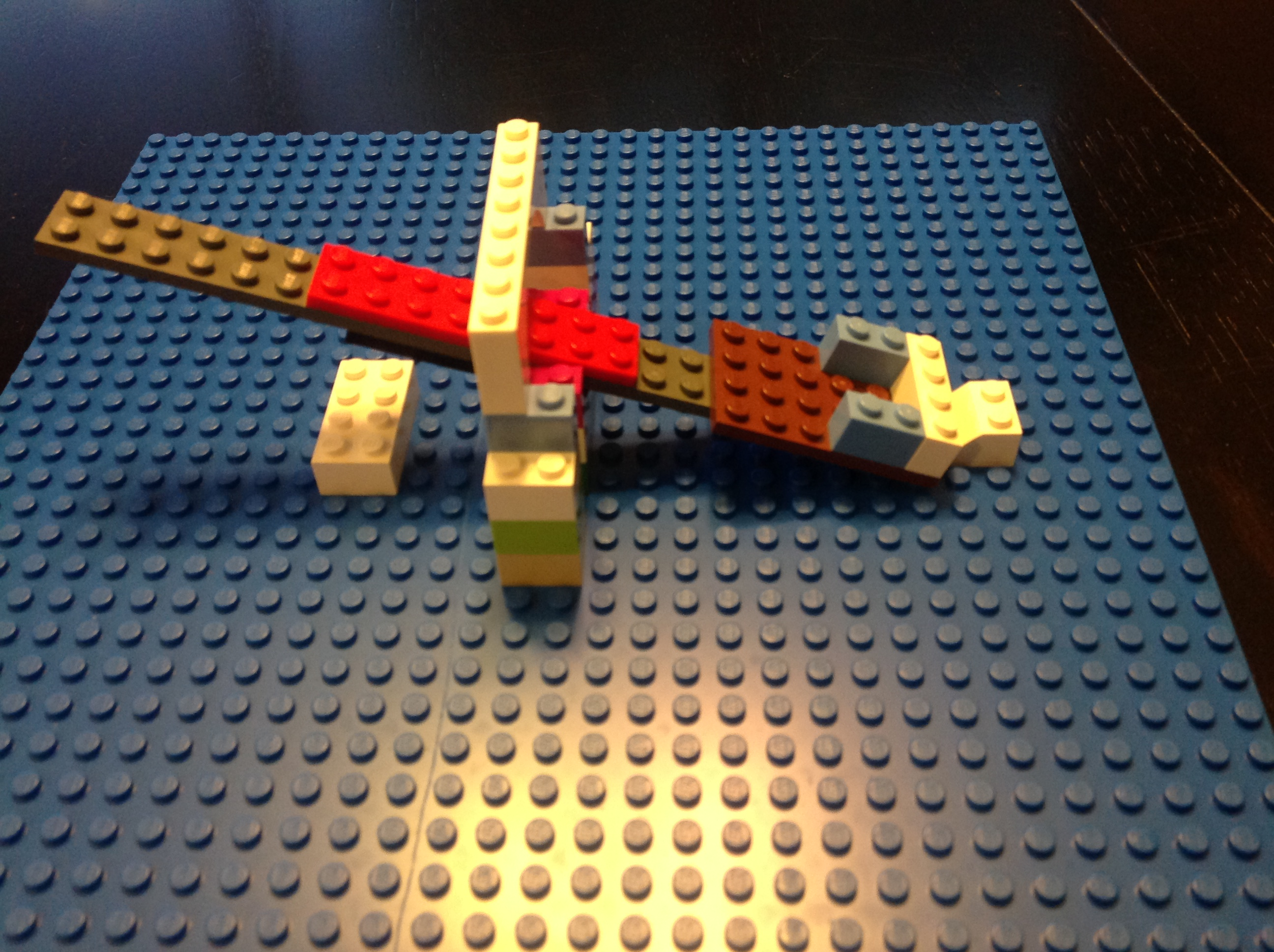 Picture of Lego Catapult