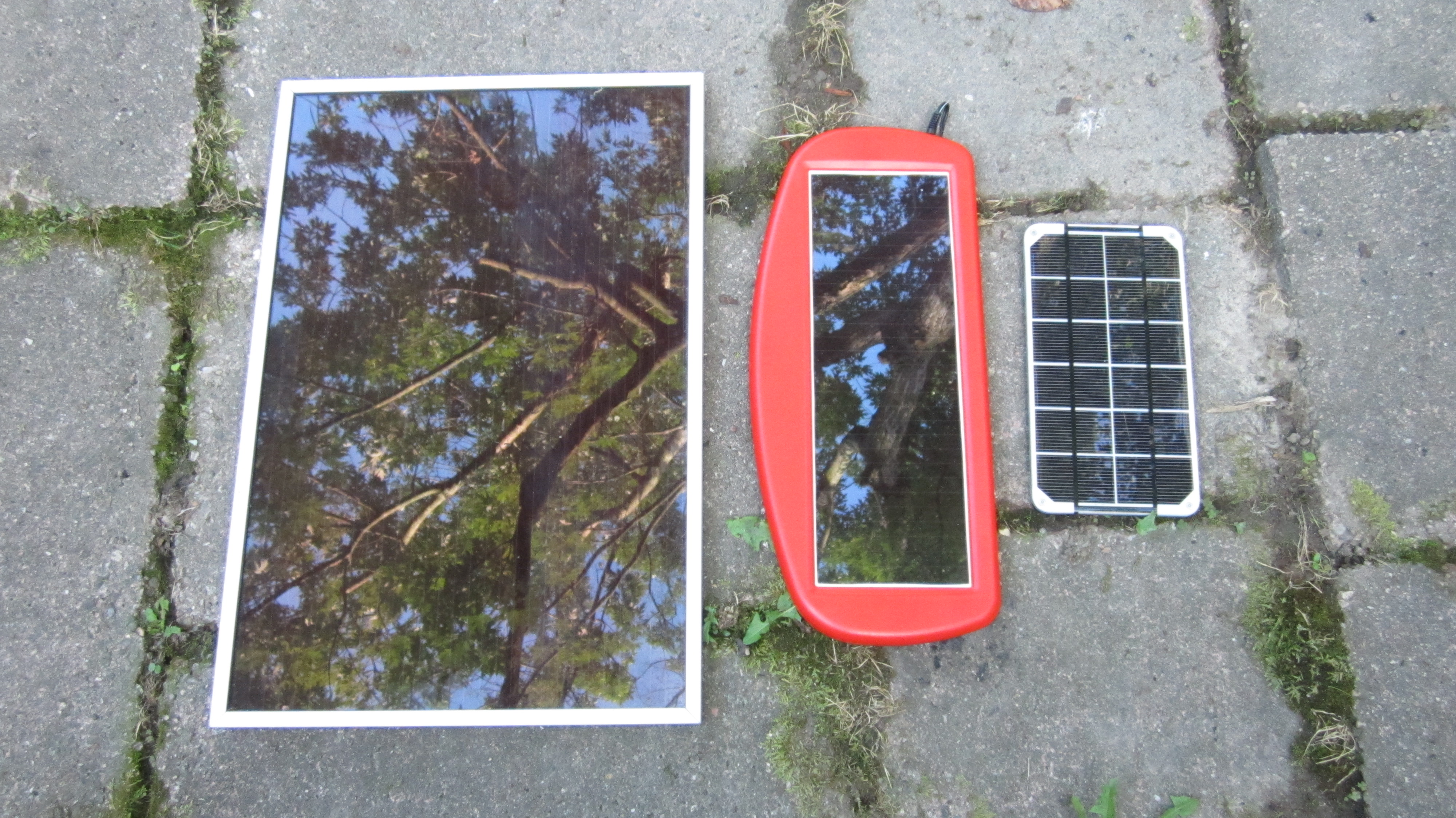 Picture of Select an Appropriate Solar Panel