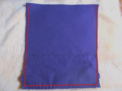 Sewing Up Exterior Rectangles