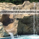 How To Build a Backyard Waterfall