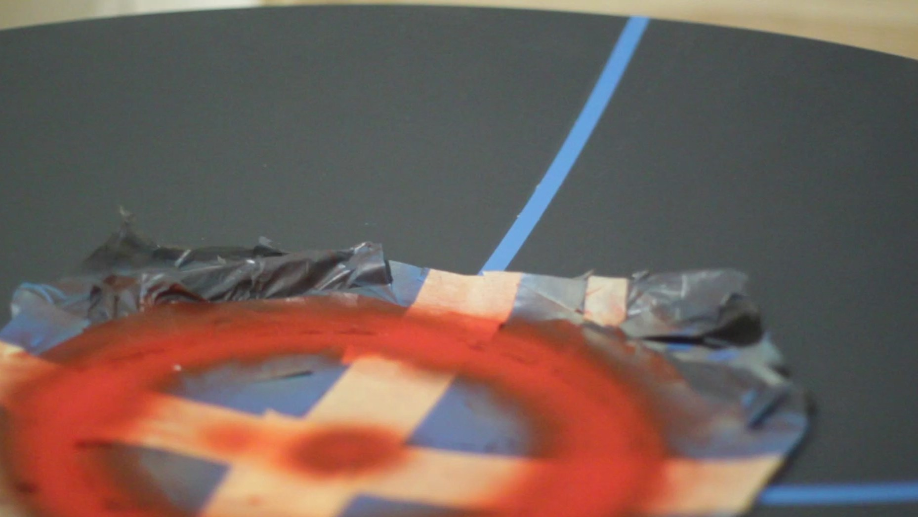Picture of Remove the Protective Tape From the Film.