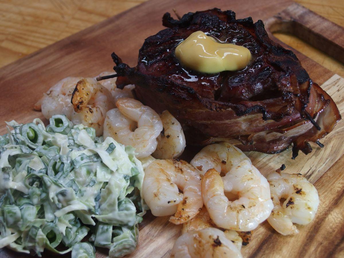 Picture of Carpetbag Steak