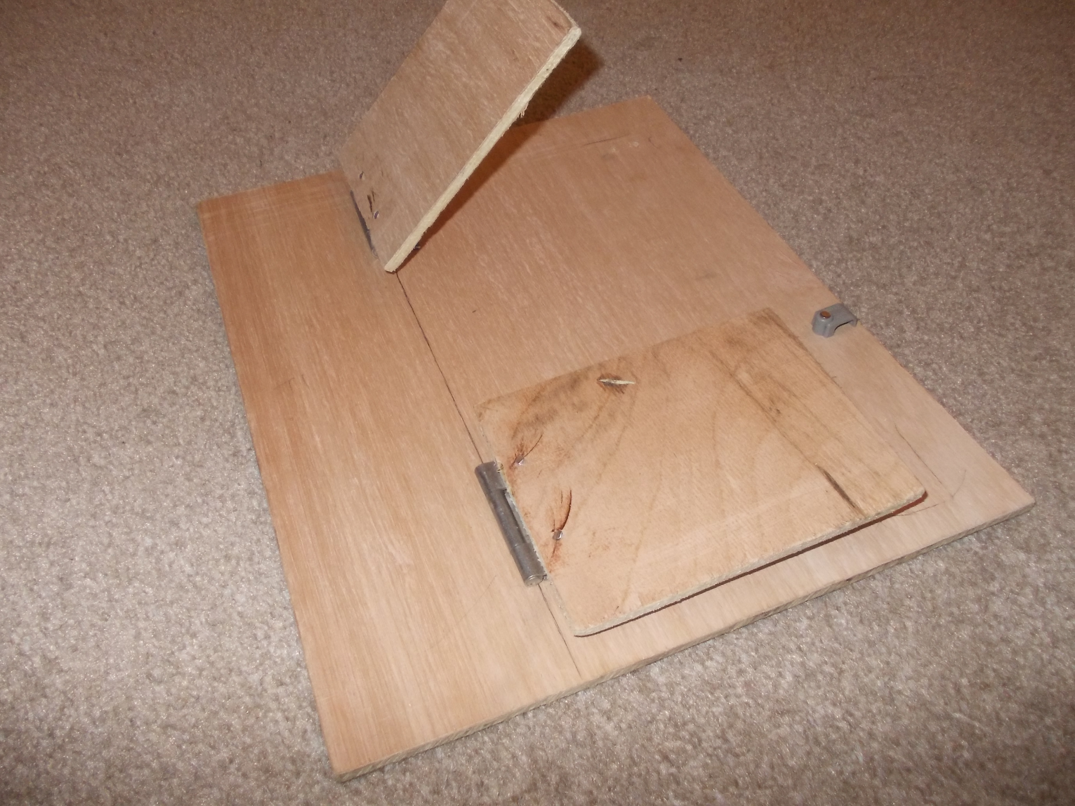 Picture of Mounting Pedals to Base Board