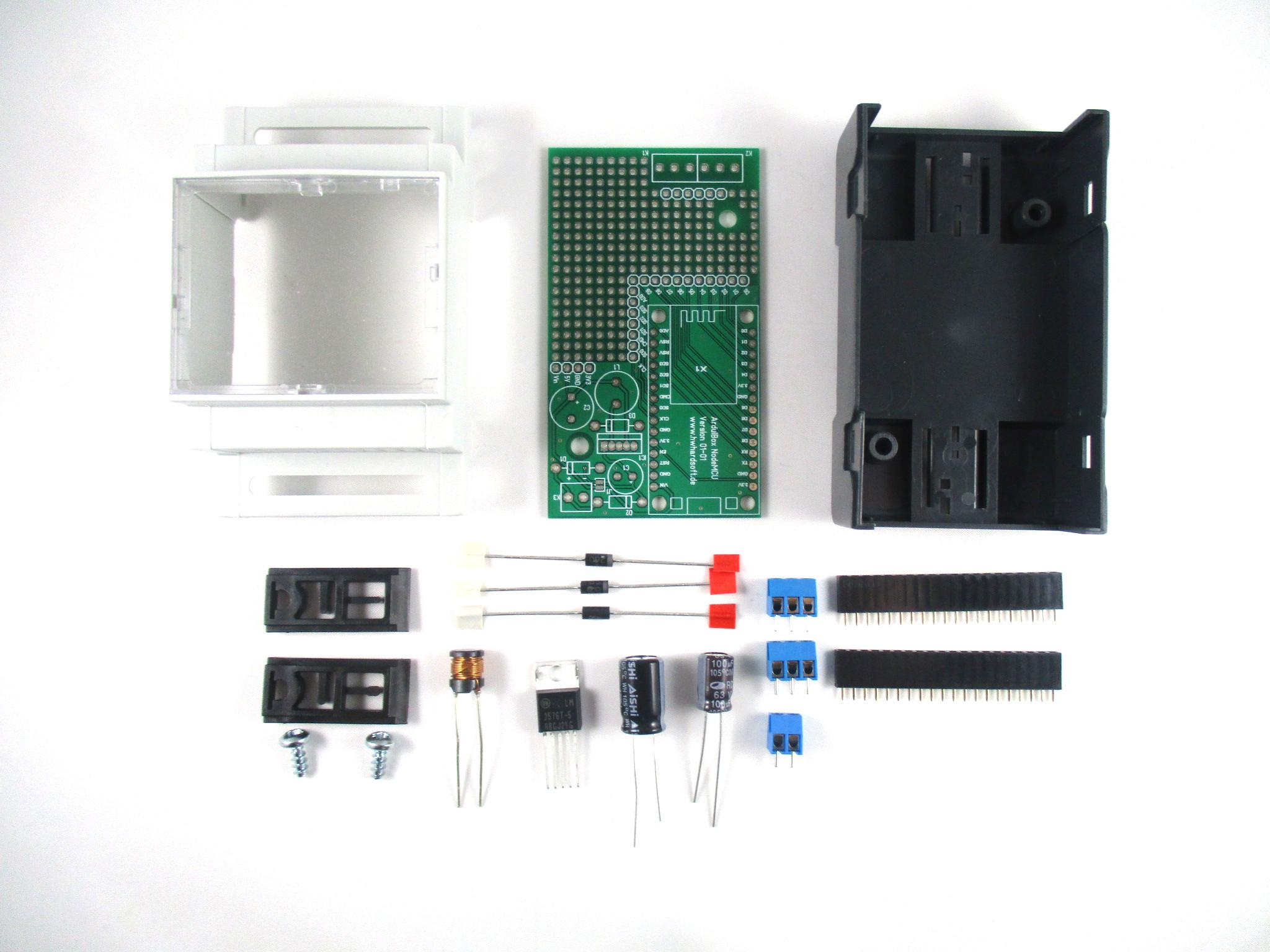 Picture of Internal Voltage Regulator
