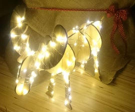 Yuri the Shining Moose - Christmas Tree Companion