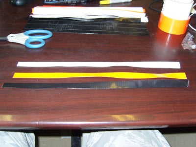 Getting Started Step 2: Woven Strips