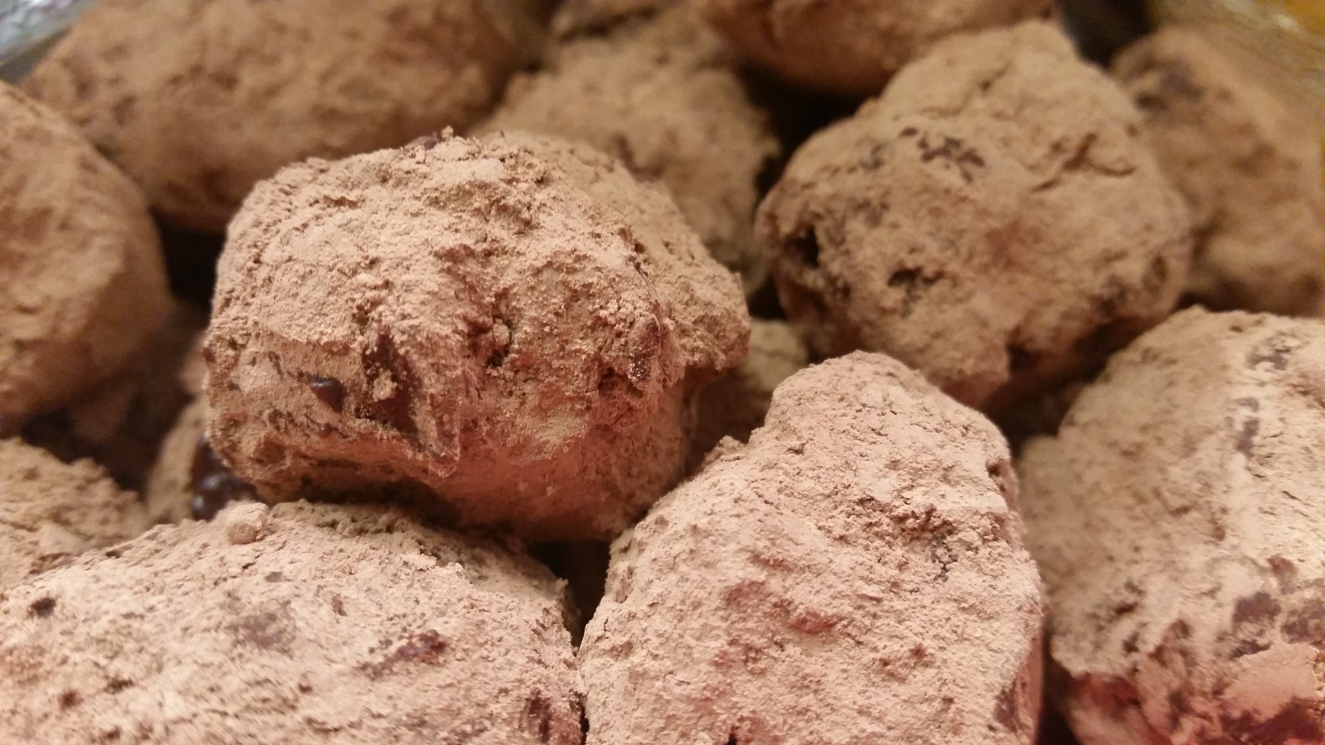 Picture of Chocolate Truffle Recipe - the Belgian Version