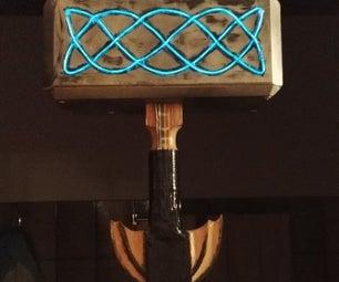 Functional Mjölnir Prop - Carpentry Section