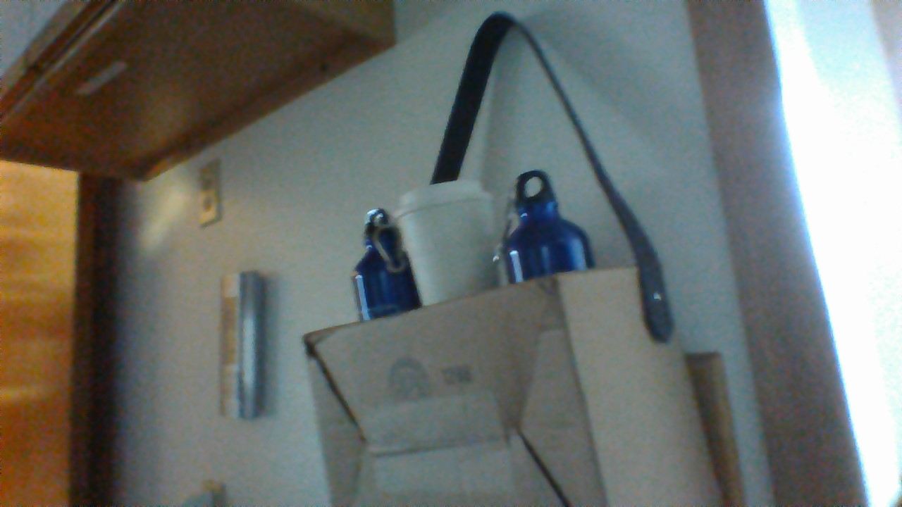 Picture of Compact Easy  Cardboard Water Bottle Storage