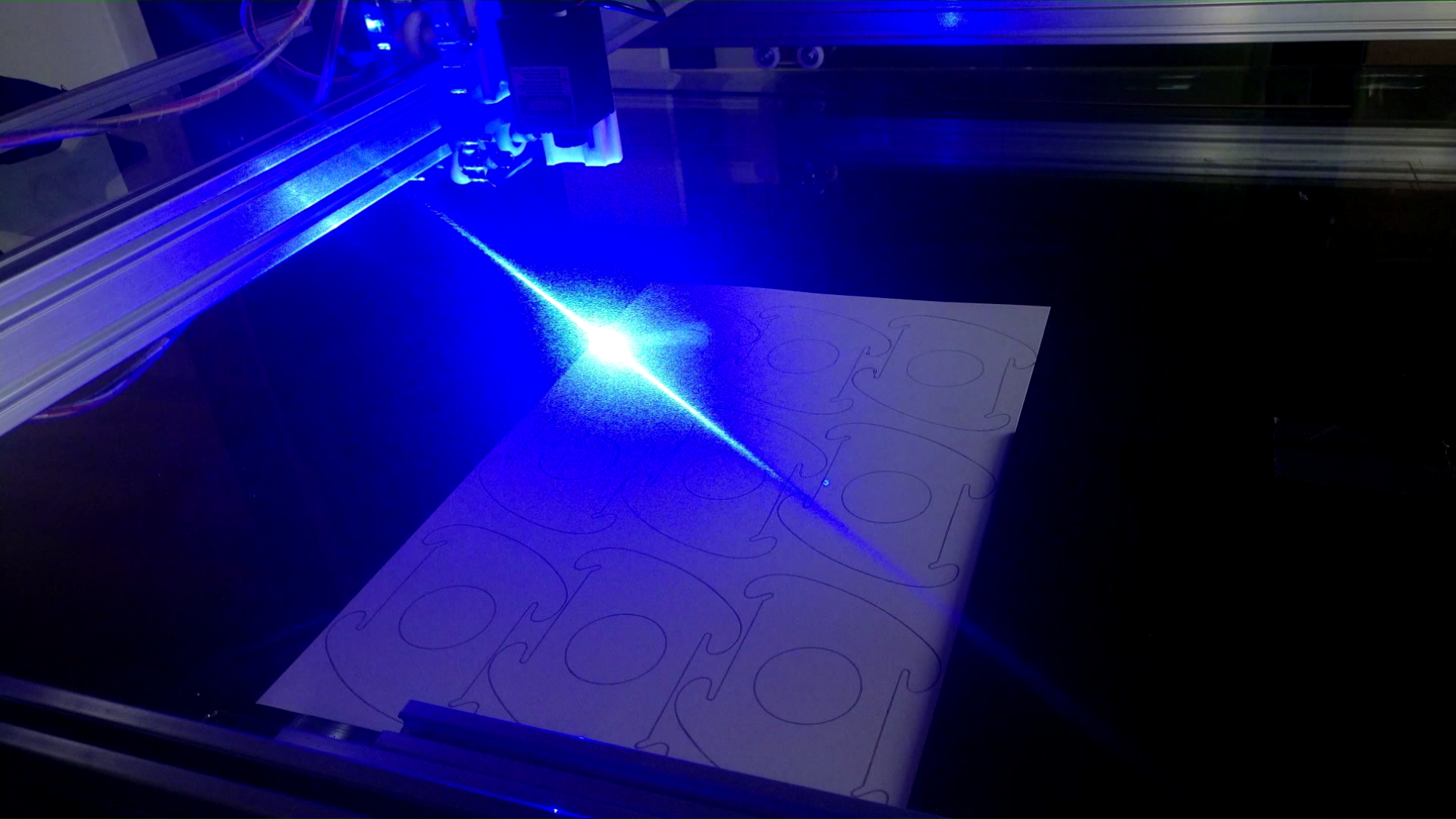 Picture of Laser Engraving/cutting