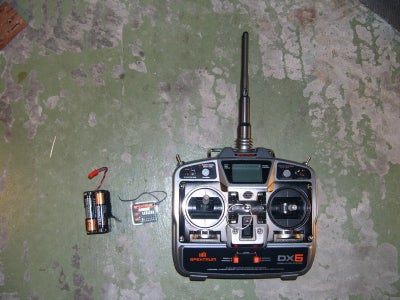 Main Components: Radio Control