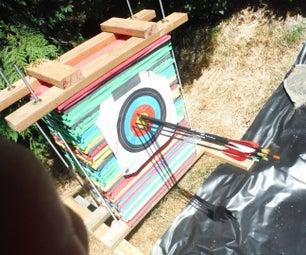 Ultra-Durable Foam Archery Target