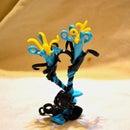 Natural Synthetics (Plastic Fork Sculpture)