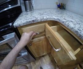 10 Degree Kitchen Drawer Fix