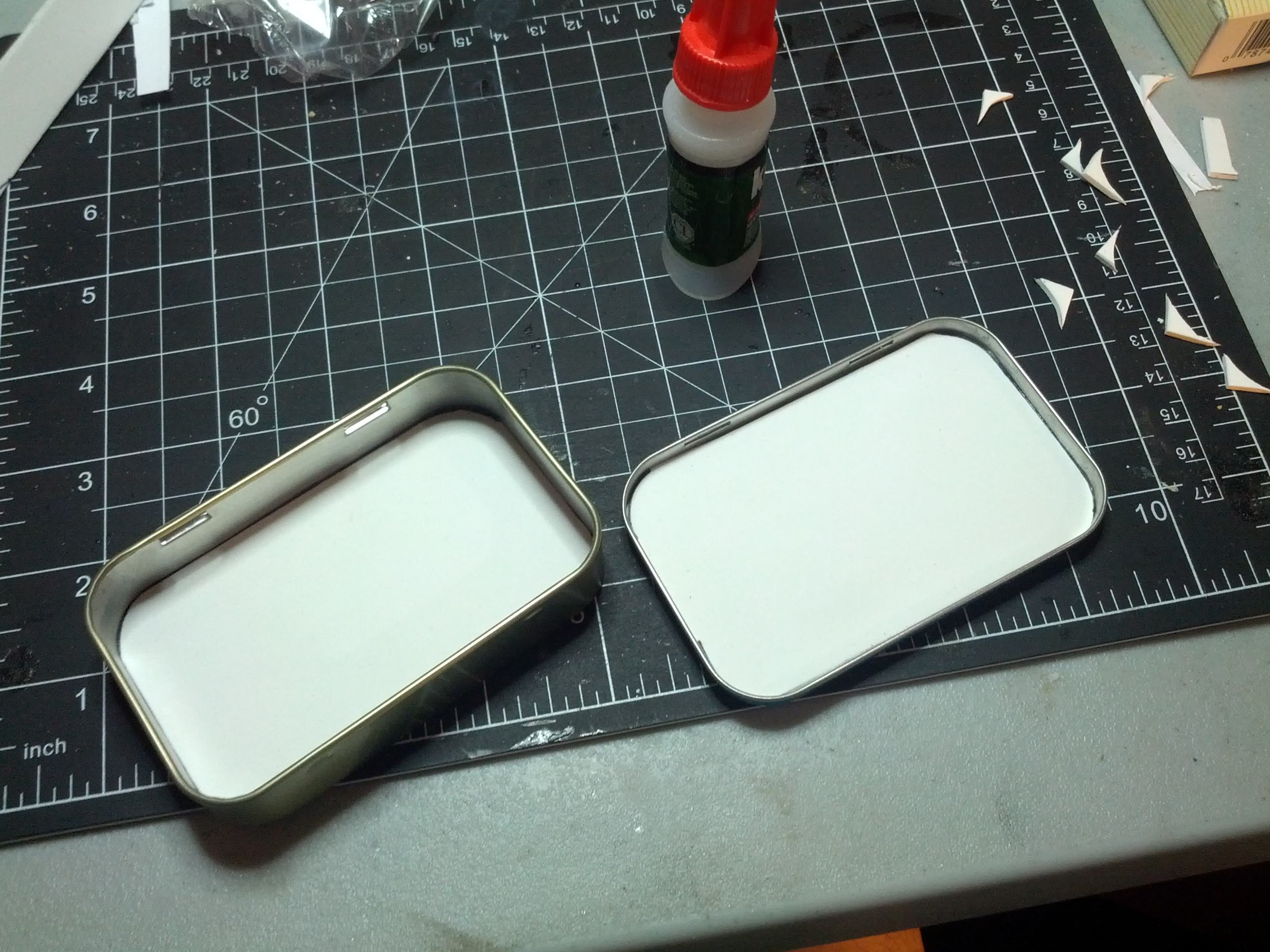 Picture of Foam Liner and Partitions (optional)
