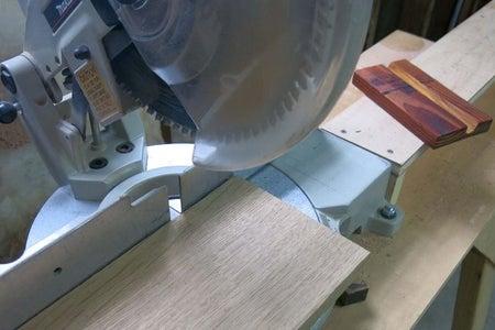 Step 2: Chop the Wood
