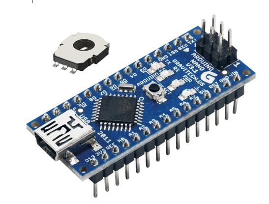 Picture of Sensor Ángular Java + Arduino