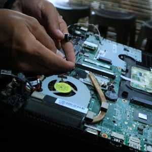 We Need to Disassemble the Laptop