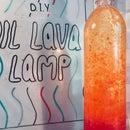 DIY Oil Lava Lamp