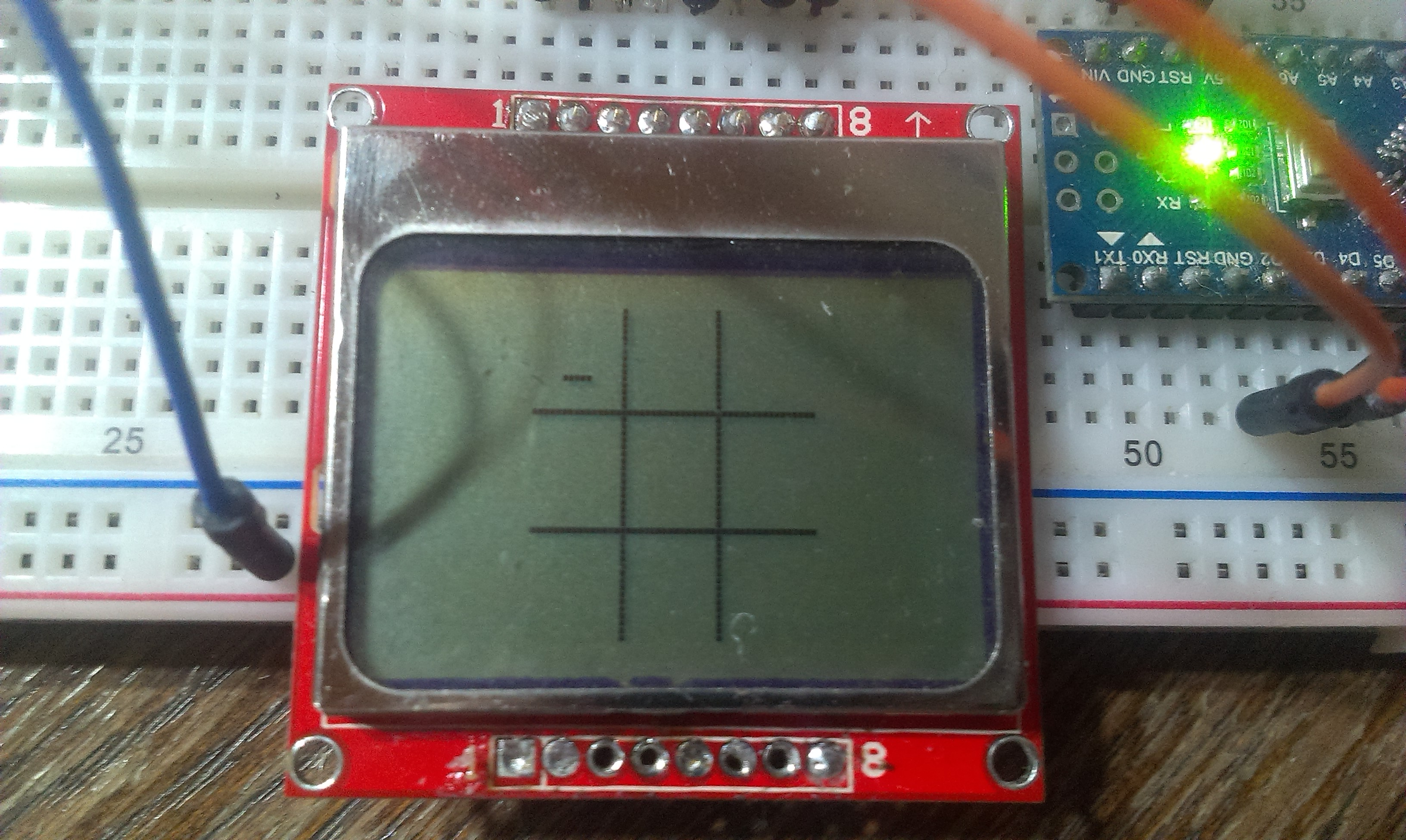 Picture of Tic Tac Toe for Nokia 5110