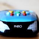 Program & Control Arduino + PHIRO robot simultaneously with Pocket Code smartphone app