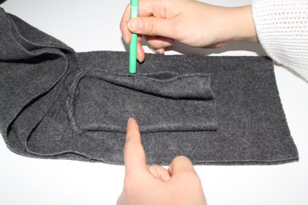 Make Your Mitten Pockets