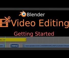 Edit video on Blender in 5 minutes