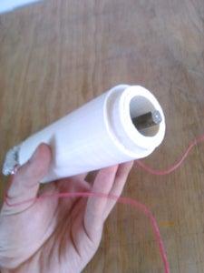 Ensamblar Tubos Y Soldar Los Cables