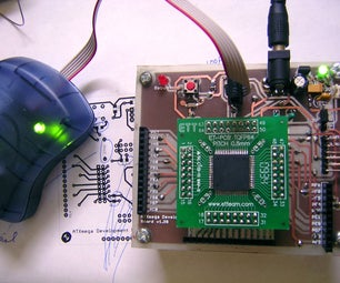 Build an AVR Xmega Prototyping Board!