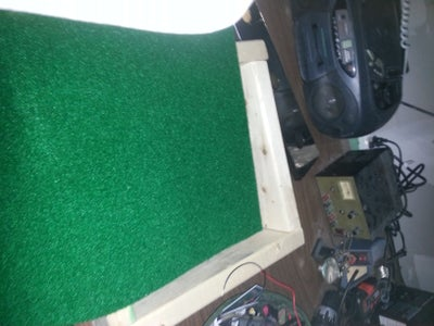 Attach Carpet and Pvc
