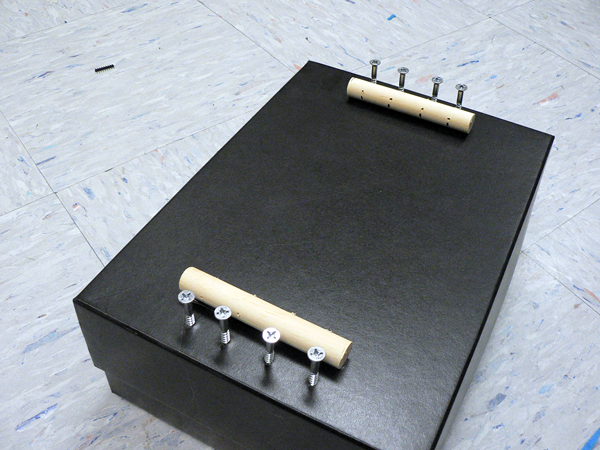 Picture of Building the Instrument