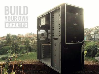Build a 15$ PC