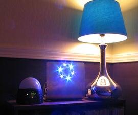 Blue LED dawn simulator for Soleil Sun Alarm