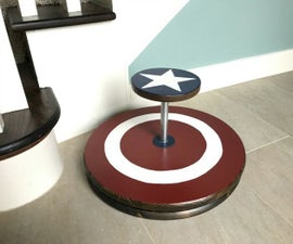Make This Super Easy DIY Kids Sit & Spin Toy