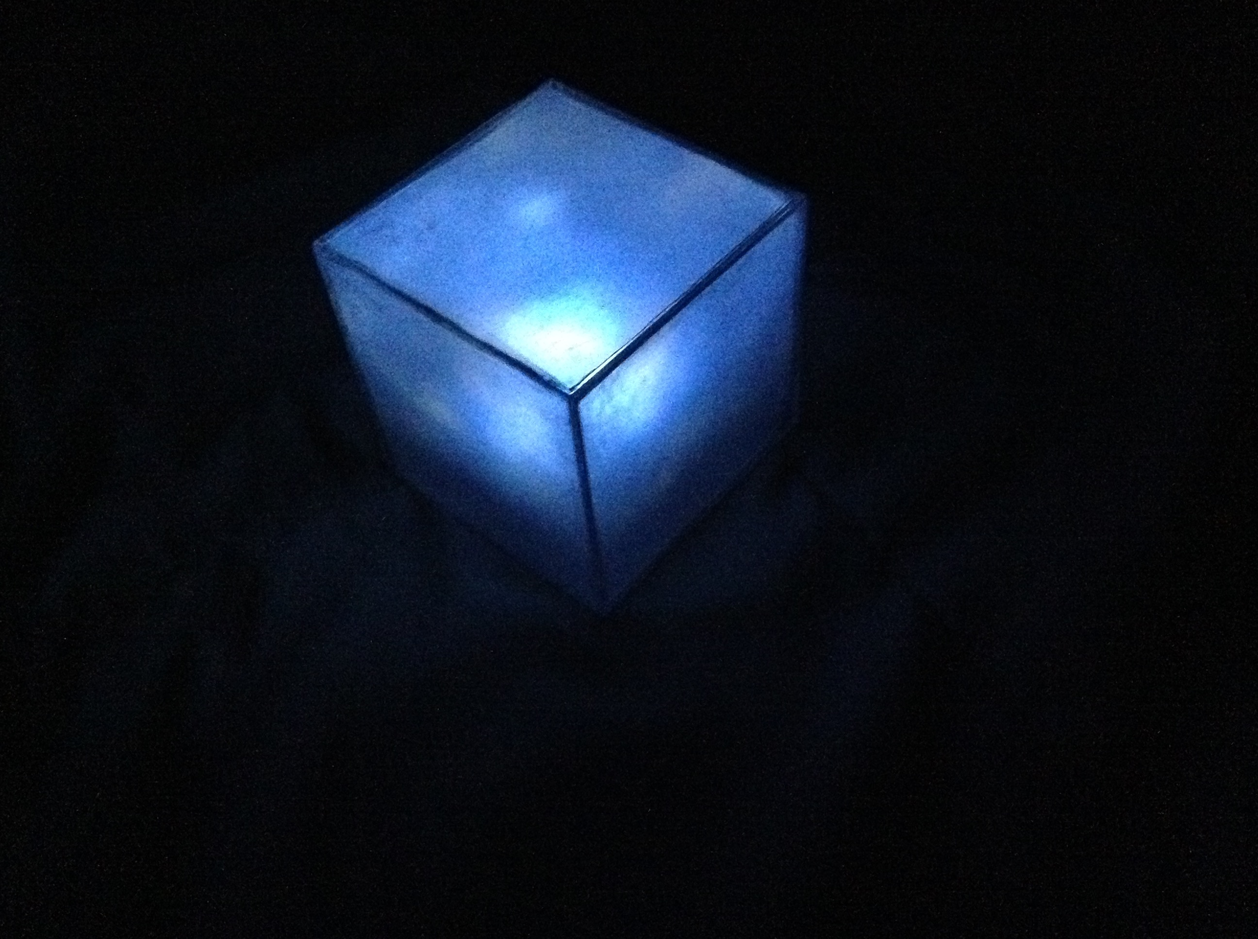 Picture of Easy Tesseract Nightlight